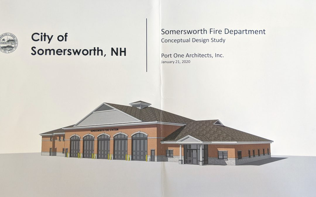 Public Workshop: Presentation on New Somersworth Fire Station