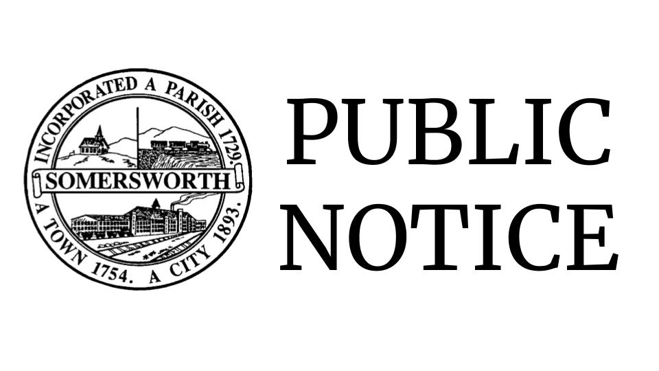PUBLIC NOTICE: Pre-election Testing of the Accu-Vote Electronic Ballot Counting Devices
